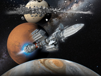 Planeten - Expedition ins Sonnensystem