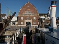 Museumsbrücke am Kieler Schifffahrtsmuseum