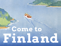 Auf nach Finnland / Come to Finland
