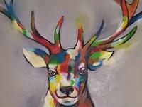 Balance - Malerei zwischen Abbild & Abstraktion