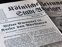 """100 Jahre Erster Weltkrieg Teil VIII: """"Kiel im Krieg. Der Erste Weltkrieg im Spiegel lokaler Medien"""""""